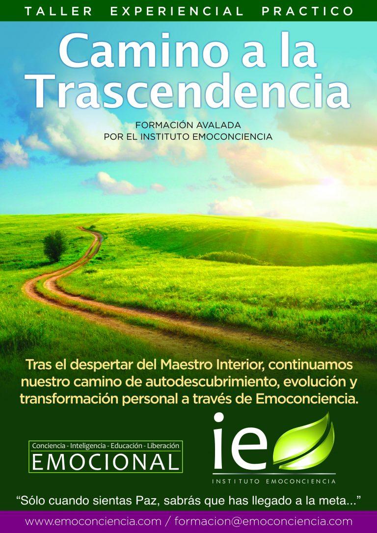 """Camino a la Trascendencia 768x1086 - Taller """"Camino A La Trascendencia"""""""