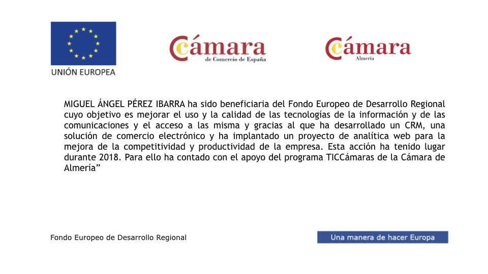 texto web TICCAMARAS.001 - Inicio