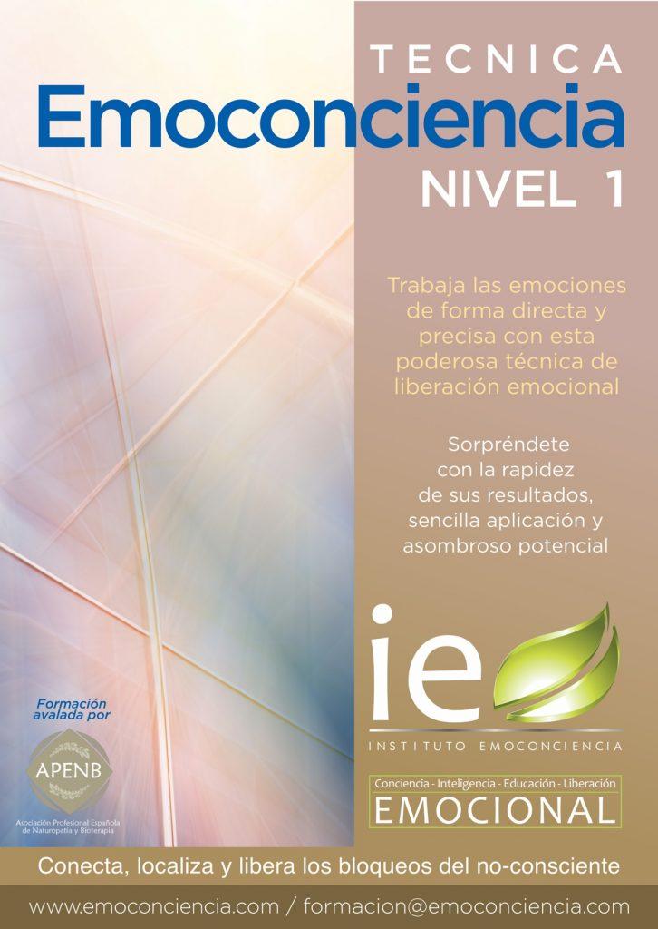 Técnica Emc 1 p 726x1024 - Curso: Técnica Emoconciencia – Nivel I