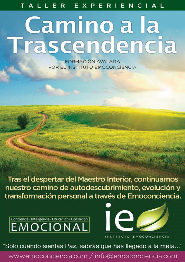 """camino a la trascendencia Mesa de trabajo 1 724x1024 - Taller """"Camino A La Trascendencia"""""""