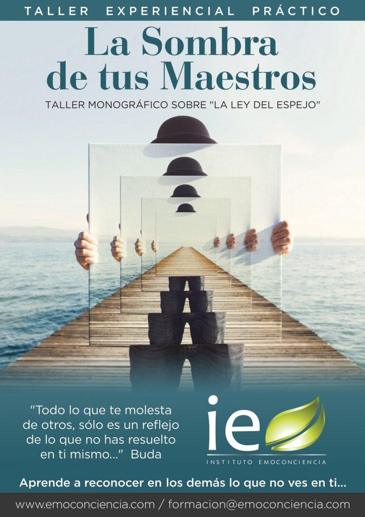 """Monográfico Ley del Espejo 724x1024 - Talleres """"La Sombra de tus Maestros"""""""